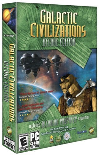 Galactic Civilizations: Deluxe Edition for PC Games