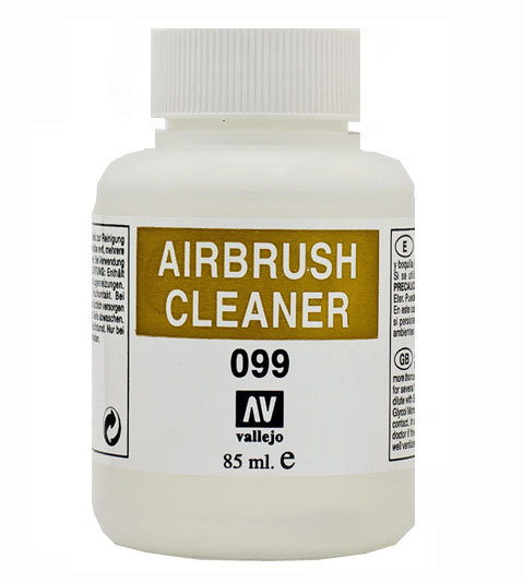 Vallejo Airbrush Cleaner 85ml image