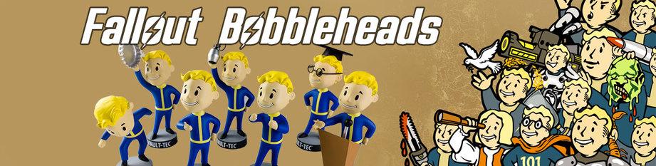 Fallout Bobbleheads
