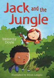 Jack and the Jungle by Malachy Doyle