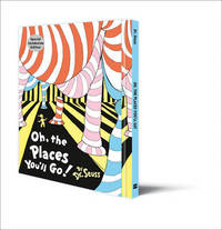 Oh, The Places You'll Go! Deluxe Slipcase edition by Dr Seuss