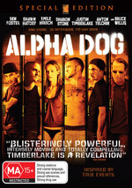 Alpha Dog on DVD