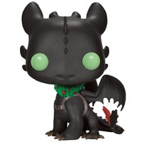 How To Train Your Dragon: Xmas Toothless Pop! Vinyl Figure