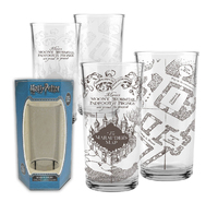 Harry Potter: Marauders Map Cold Change Glass