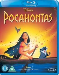 Pocahontas on Blu-ray