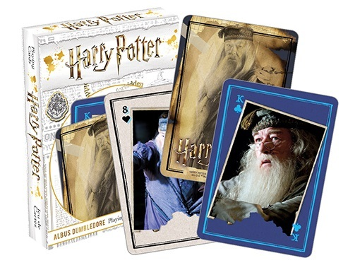 Harry Potter: Playing Card Set - Dumbledore