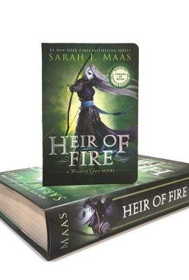 Heir of Fire Miniature Character Collection by Sarah J Maas