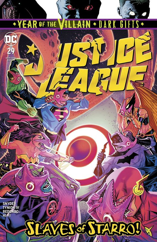 Justice League - #29 (Cover A) by Scott Snyder