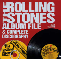 "The ""Rolling Stones"" Album File and Complete Discography by Alan Clayson image"