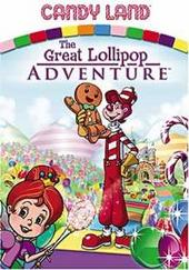 Candyland - The Great Lollipop Adventure on DVD