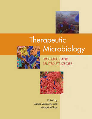 Therapeutic Microbiology by James Versalovic image