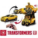 Transformers 4 Bumblebee 1/16 RC Car (Transforming)