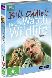 Bill Oddie's How to Watch Wildlife - Series 1 on DVD