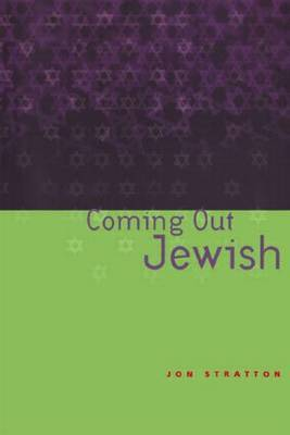 Coming Out Jewish by Jon Stratton image