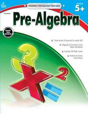 Pre-Algebra, Grades 5-8
