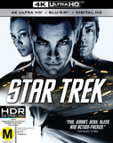Star Trek XI (4K UHD) DVD