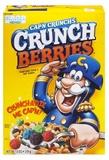 Cap'n Crunch's Crunch Berries Cereal - 398g