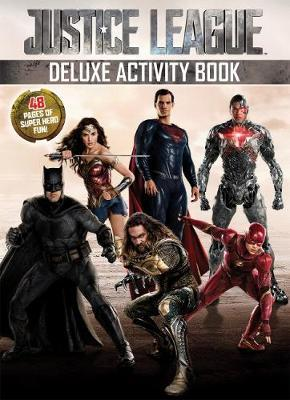DC Comics: Justice League Deluxe Activity Book image