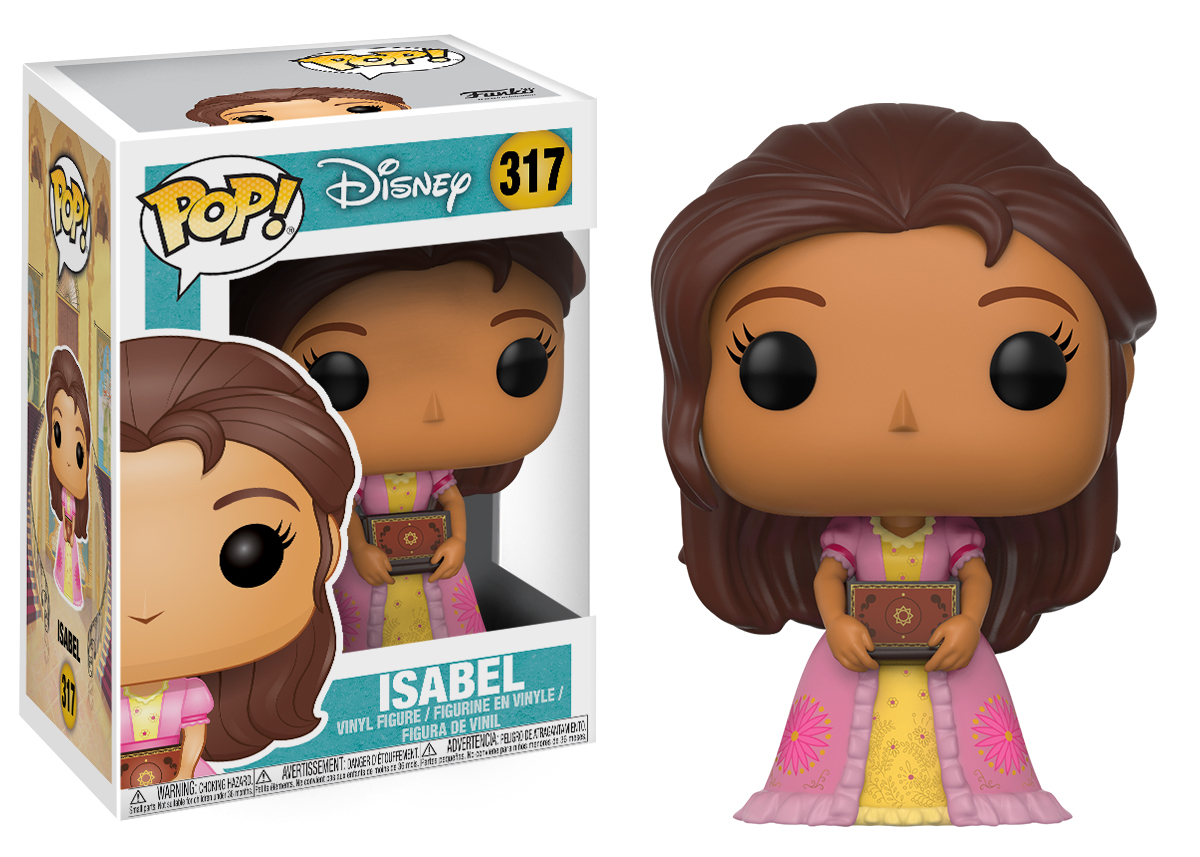 Elena of Avalor - Isabel Pop! Vinyl Figure image