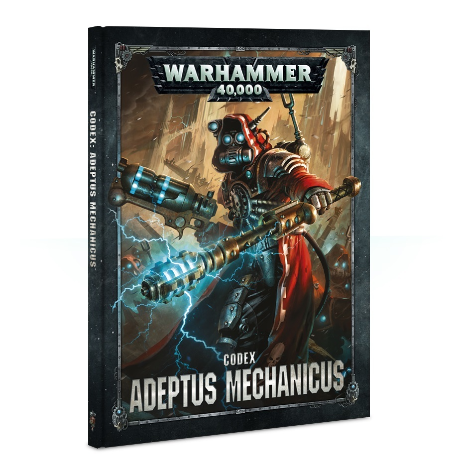 Warhammer 40,000 Codex: Adeptus Mechanicus image