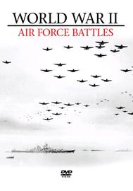 World War II - Air Force Battles on DVD image