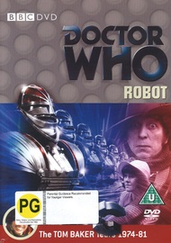 Doctor Who: Robot on DVD