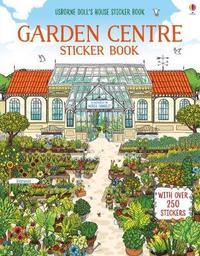 Garden Centre Sticker Book by Struan Reid