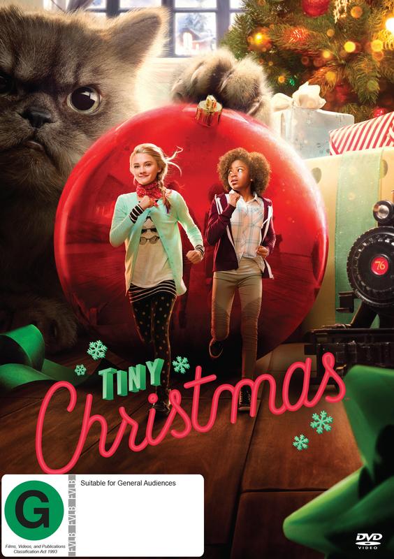 Tiny Christmas on DVD