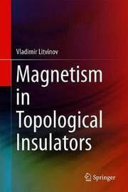 Magnetism in Topological Insulators by Vladimir Litvinov
