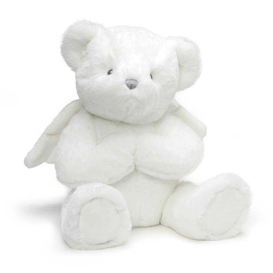 "Gund: My Little Angel Bear - 14"" Plush image"