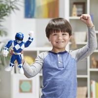 """Playskool Heroes: Mega Mighties - Blue Ranger 10"""" Figure"""