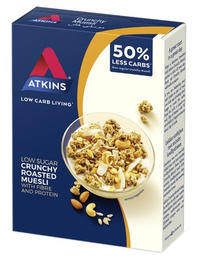 Atkins Low Carb Muesli 325g image