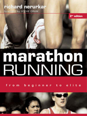 Marathon Running: From Beginning to Elite by Richard Nerurkar image