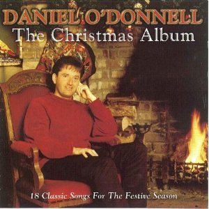 The Christmas Album by Daniel O'Donnell image