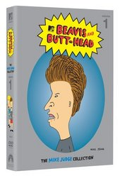 Beavis And Butt-Head - The Mike Judge Collection (3 Disc Set) on DVD