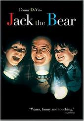 Jack The Bear on DVD