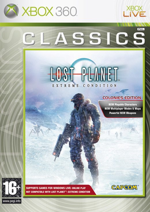 Lost Planet: Extreme Condition - Colonies Edition for Xbox 360