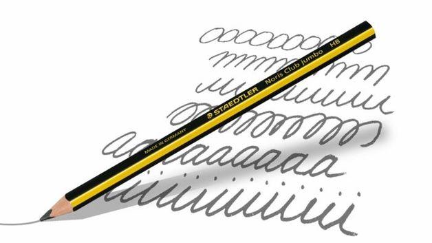 Staedtler Noris Club HB Learners Pencil