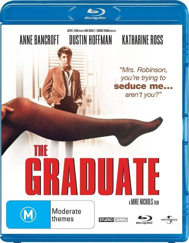 The Graduate on Blu-ray