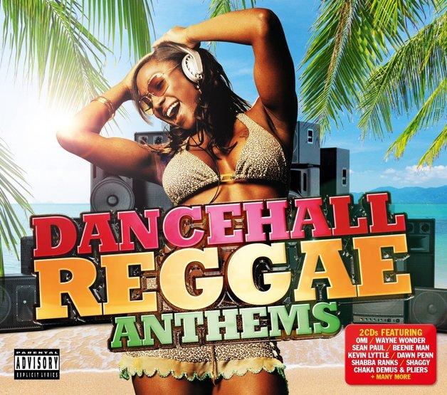 Dancehall Reggae Anthems by Various