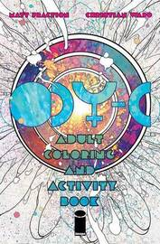 ODY-C Coloring and Activity Book by Matt Fraction