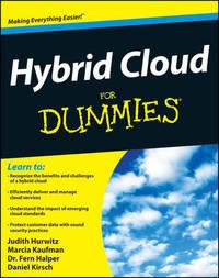Hybrid Cloud For Dummies by Judith Hurwitz
