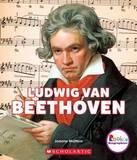 Ludwig Van Beethoven by Joanne Mattern