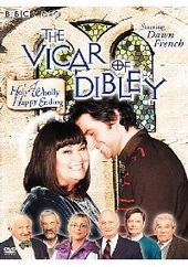 The Vicar Of Dibley - A Holy Wholly Happy Ending on DVD