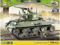 Cobi: World War 2 - Sherman M4A1