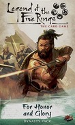 Legend of the Five Rings LCG: For Honor and Glory - Dynasty Expansion
