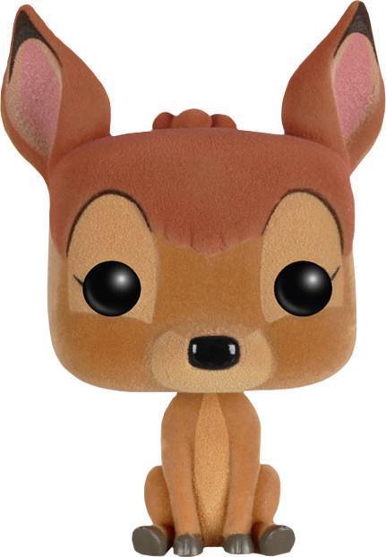Disney - Bambi (Flocked) Pop! Vinyl Figure