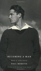 Becoming A Man by Paul Monette image