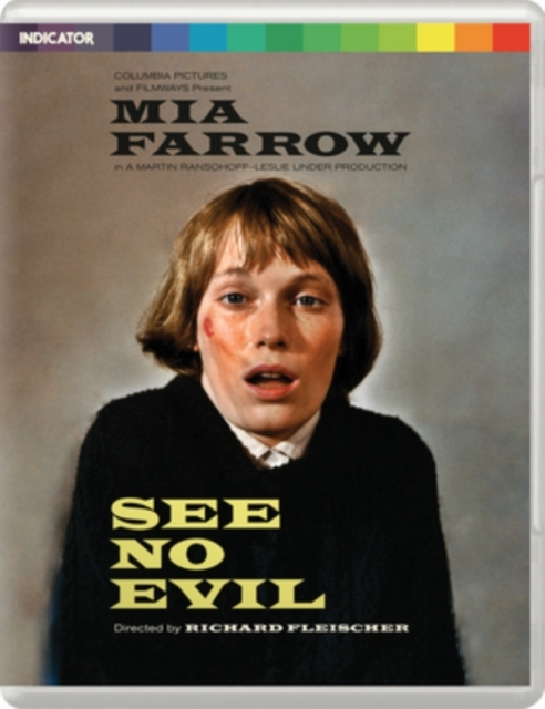 See No Evil on DVD, Blu-ray image