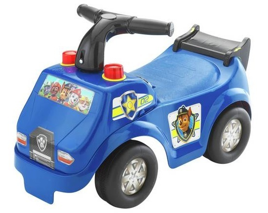 Kiddieland: Police Racer Activity Ride-On - Paw Patrol